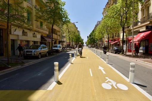 Boulevard Gambetta a Nizza