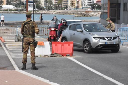 Il Ministero della Salute conferma: da oggi non si passa al confine se non per lavoro o per reale necessità