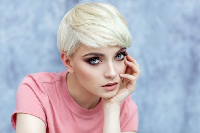 Tagli di capelli corti originali