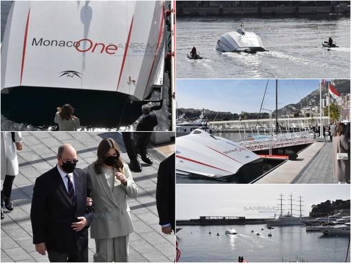 Le immagini dal porto di Montecarlo