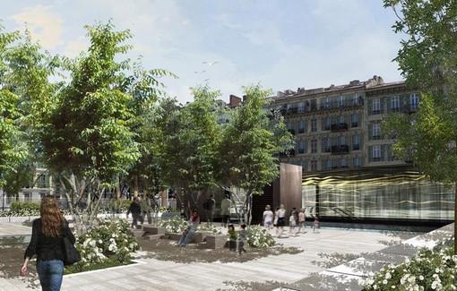 Come si presenterà il Jardin Durandy Copyright Ville de Nice