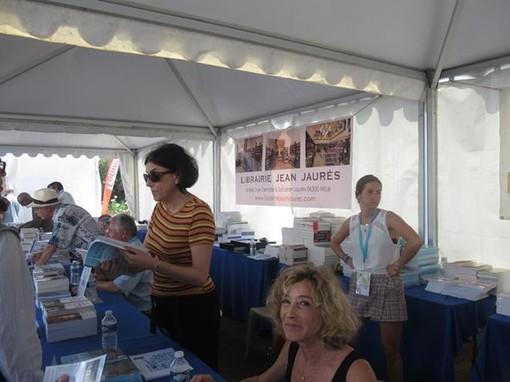 Festival du Libre, Nizza. Foto di archivio