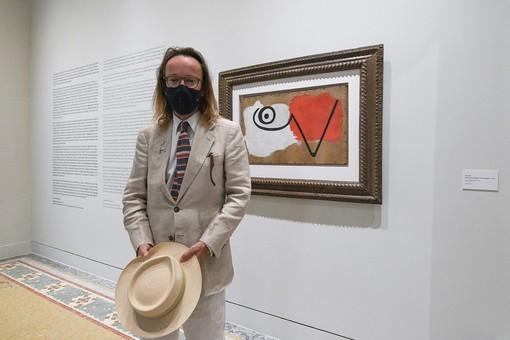 Joan Punyet Mirό, nipote del celebre artista
