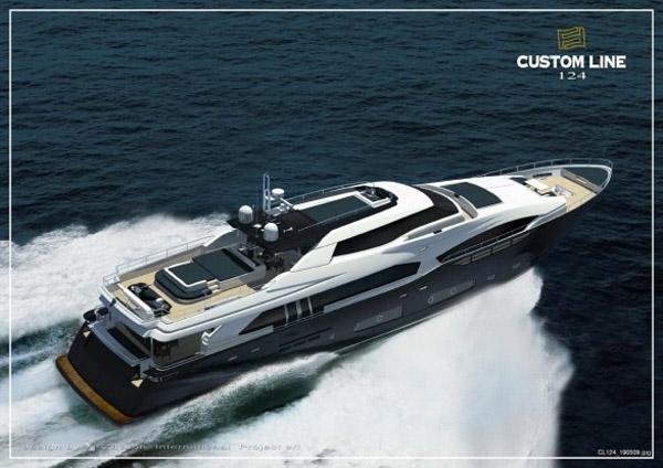 Cp nautica il lusso al servizio degli yacht e dell for Arredamento yacht