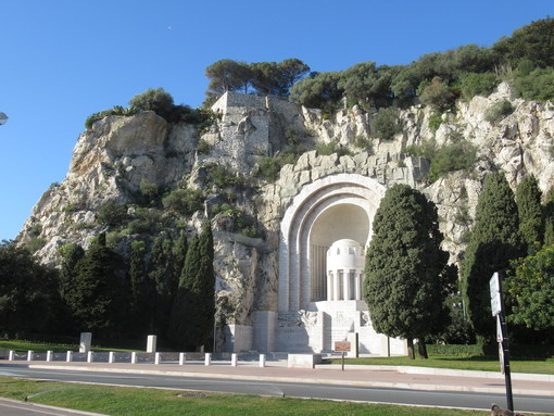 Monument aux Morts, Nizza