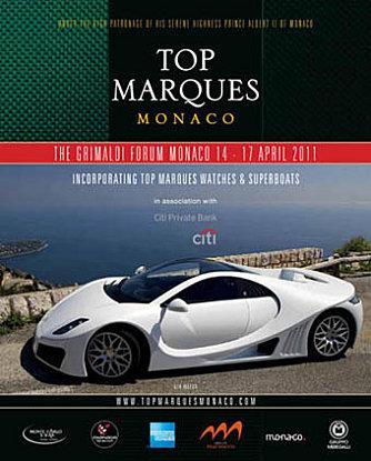 Monte carlo al via top marques monaco 2011 - Immobiliare grimaldi bologna ...