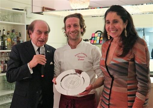 Accademia italiana della cucina matteo setti e roberto degli