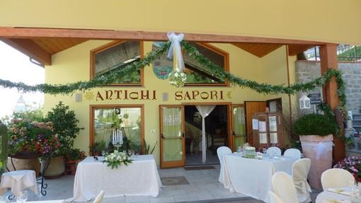 La cucina genuina del Ristorante Antichi Sapori di Terzorio, con l'approssimarsi dell'autunno, continuerà a deliziarti al venerdì, sabato e domenica a cena