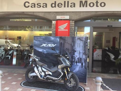 Dal 1954 la Casa della Moto a Sanremo rappresenta per tutti i biker un punto di riferimento esclusivo