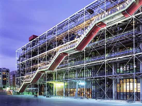 Opere monumentali del centre pompidou di parigi voleranno a montecarlo