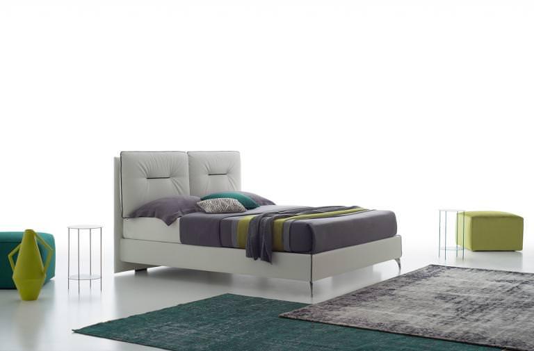 Letto Contenitore Testiera Reclinabile : Da dimensione arredo relax su misura con il letto contenitore