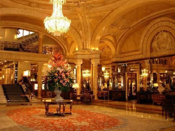 Hotel Regina Paris Restaurant