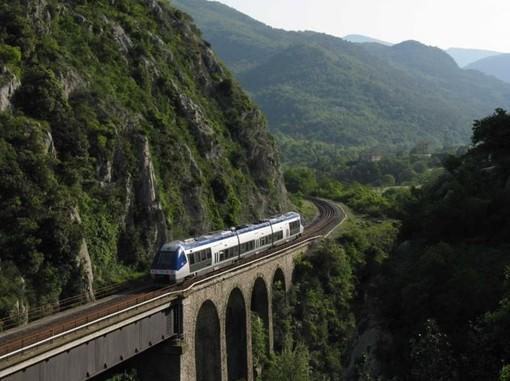 La linea Cuneo - Nizza