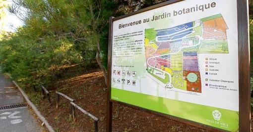 Jardin Botanique di Nizza