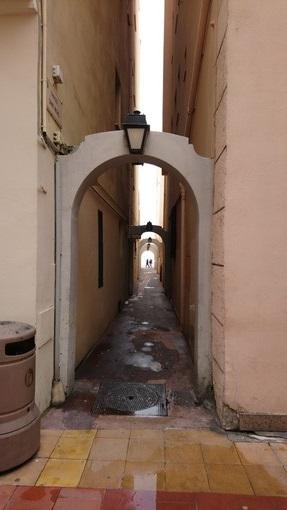 """""""La traversa"""" di Luciano Tomasi"""