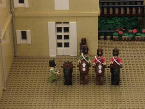 Lego al Musée Massena