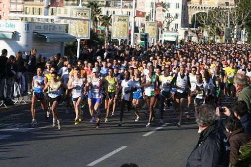 Una fase della Maratona delo scorso anno