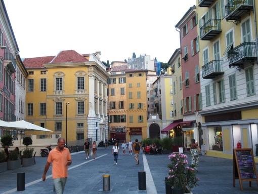 Place Saint François a Nizza