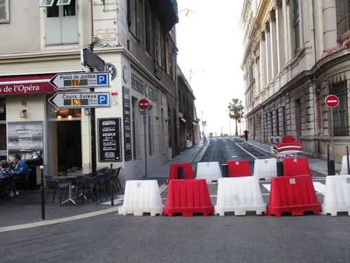 Rue Bosio a Nizza