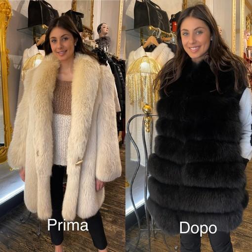 """Hai una vecchia pellicia nell'armadio? E' ora di un restyling da """"Monica Fashion Furs"""""""