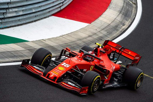 Formula 1. Qualifiche GP Ungheria, Leclerc sbatte in Q1 ma limita i danni: è quarto davanti all'altra Ferrari di Vettel