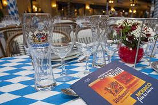 L'Oktoberfest torna al Café de Paris di Montecarlo sino al 28 ottobre