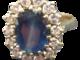 I gioielli preziosi e pezzi d'oro saranno in molti a quest'esposizione.