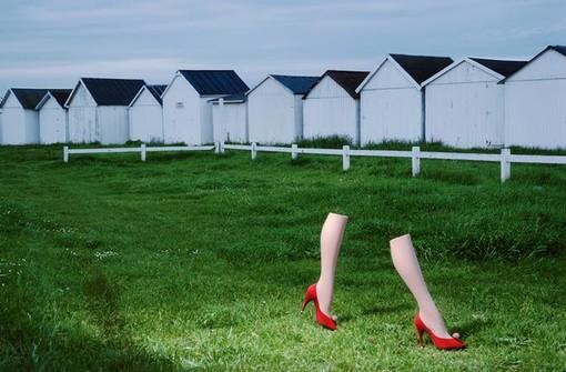 Charles Jourdan 1979 © The Guy Bourdin Estate 2019 Courtesy Art and Commerce