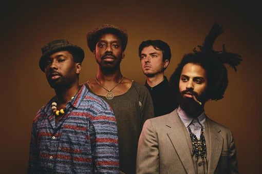 Shabaka Hutchings - sons of Kemet ©Pierrick Guidou