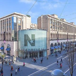 Nice Etoile è il maggior megastore del centro di Nizza.