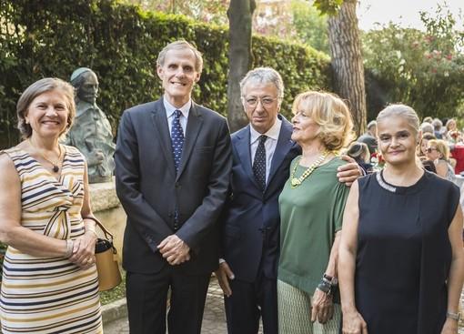 Roma: il Principe sceglie la città eterna per festeggiare l'anniversario della sua ascesa al trono