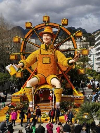Carnevale in Costa Azzurra, Mentone raccontato da Alessio Macario