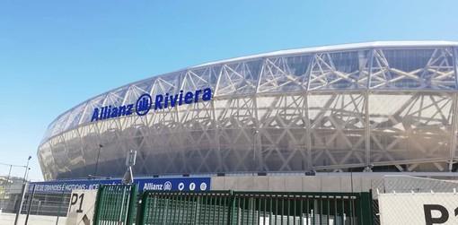 Lo stadio Allianz Riviera di Nizza