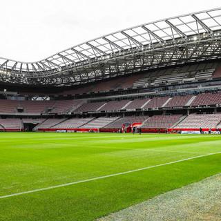 A porte chiuse, così si giocherà Nizza - Bordeaux (foto tratta dal sito dell'OGC Nice)