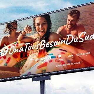 """""""Abbiamo tutti bisogno del Sud"""", parte la campagna promozionale della Regione PACA"""