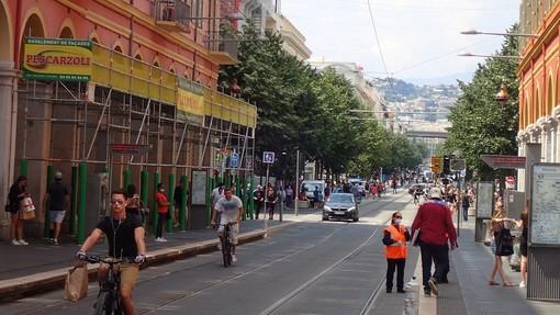 Avenue Jean Médecin, foto di Ghjuvan Pasquale