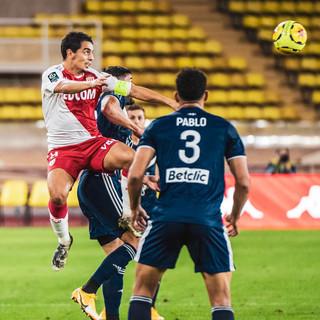 Il Monaco affronta oggi la Real Sociedad  in Europa League (foto tratta dal sito dell'AS Monaco)