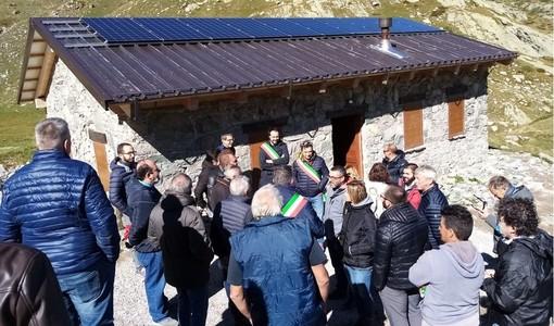 Magliano Alpi: inaugurato il Caseificio sull'Alpe Raschera a quota 2000 metri (VIDEO)
