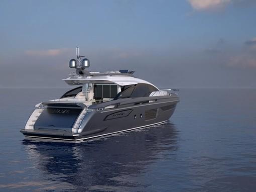 Debutto a sorpresa al Cannes Yachting Festival del nuovo Azimut S8