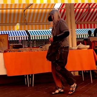 Brocante in Place Saleya, foto di Ghjuvan Pasquale