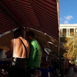 Brocante a Saleya, foto di Ghjuvan Pasquale