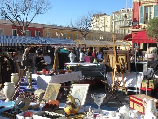Nizza, luned' in Cours  Saleya