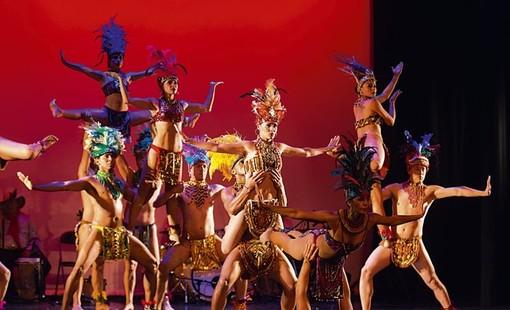 Nella rassegna fotografica il Ballet las americas de Colombie