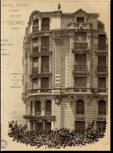 Hotel Scribe, Nizza
