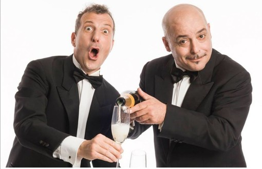 Il duo Balbontin – Ceccon e Pasta Fresca Morena assieme per una serata di beneficenza per l'Onlus Spes di Ventimiglia: appuntamento sabato 28 Aprile