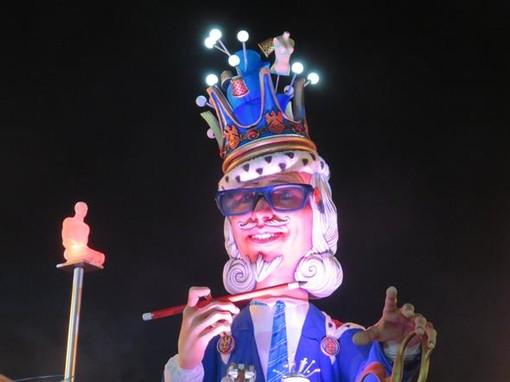 Immagini del Corso Carnevalesco del 15 febbraio 2020