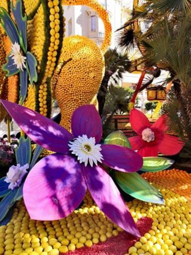 Carnevale in Costa Azzurra, Mentone raccontato da Luisella Cappio