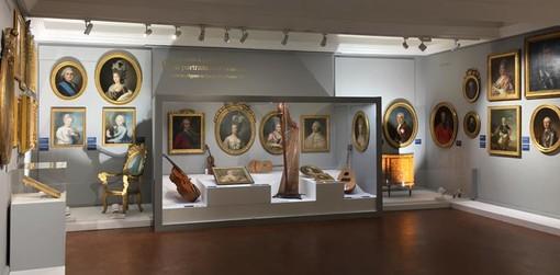 """""""De la cour à la ville. Cent portraits pour un siècle"""", Palazzo Lascaris, Nizza"""
