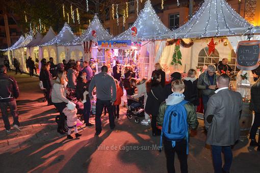Cagnes, mercato di Natale (Foto Ville de Cagnes)