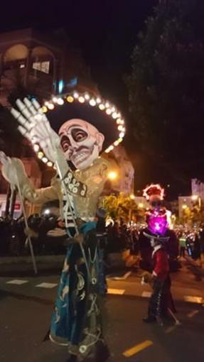 Carnevale in Costa Azzurra, Mentone raccontato da Luciano Tomasi